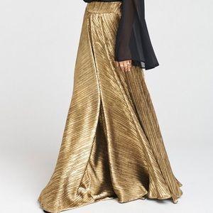 SMYM Gold Metallic Dance Pants